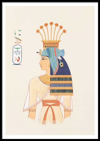 EGYPTIAN QUEEN NO. 1 POSTER