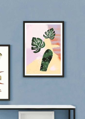 PLANT ABSTRACTION POSTER