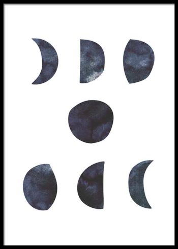 BLUE MOON PHASES